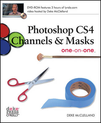 Photoshop CS4 Channels and Masks one-on-one (Paperback)