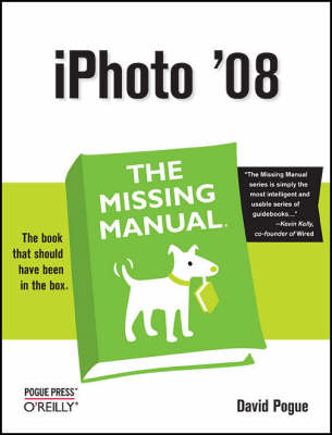 iPhoto '08 the Missing Manual (Paperback)