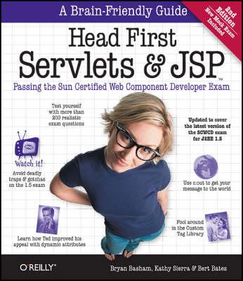 Head First Servlets and JSP (Paperback)