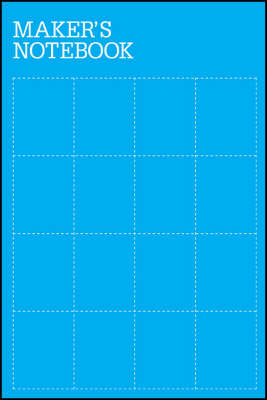 Maker's Notebook (Hardback)