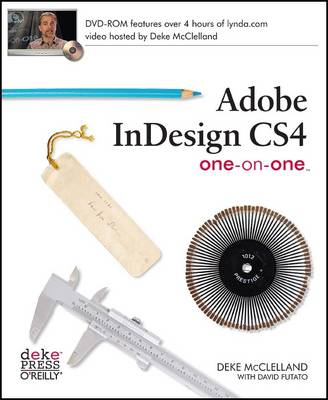 Adobe InDesign CS4 One-on-One (Paperback)