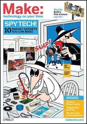 MAKE: v. 16: Technology on Your Time (Paperback)