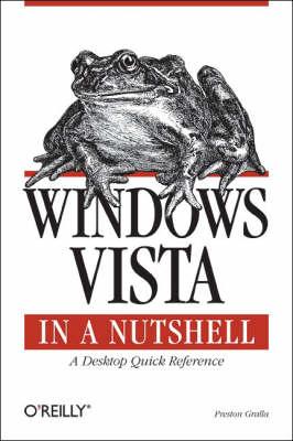 Windows Vista in a Nutshell (Paperback)