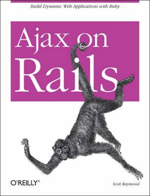 Ajax on Rails (Paperback)