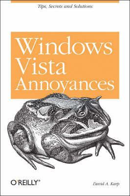 Windows Vista Annoyances (Paperback)