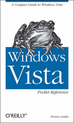 Windows Vista Pocket Reference (Paperback)