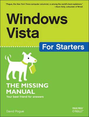 Windows Vista for Starters (Paperback)