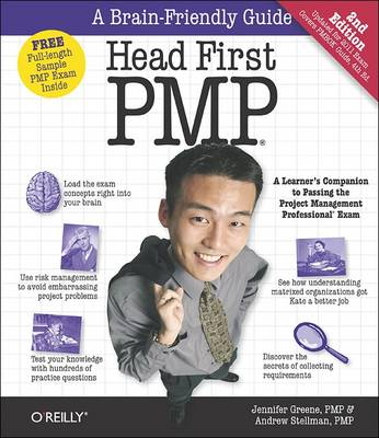 Head First PMP: A Brain-Friendly Guide to Passing the Project Management Professional Exam (Paperback)