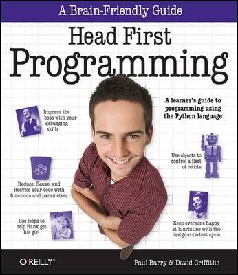 Head First Programming (Paperback)