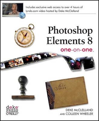 Photoshop Elements 8 One-on-One (Paperback)