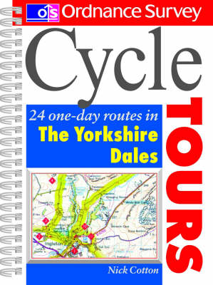 Cycle Tours: 24 One-day Routes in Yorkshire - Ordnance Survey Cycle Tours S. (Hardback)