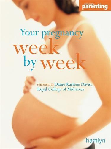 Your Pregnancy Week-by-week (Paperback)