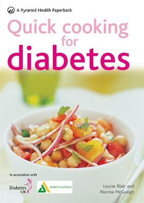 Quick Cooking for Diabetes: 70 Recipes in 30 Minutes or Less - Pyramid Paperbacks (Paperback)