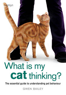 What is My Cat Thinking?: The Essential Guide to Understanding Your Pet (Paperback)