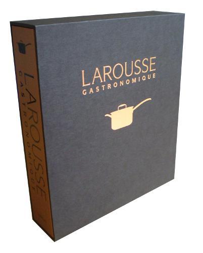 New Larousse Gastronomique (Hardback)