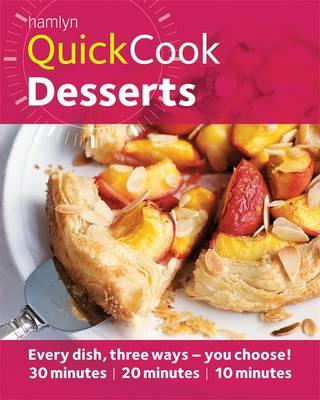 Hamlyn QuickCook: Desserts (Paperback)