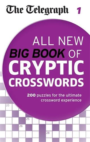 The Telegraph: All New Big Book of Cryptic Crosswords 1 - The Telegraph Puzzle Books (Paperback)