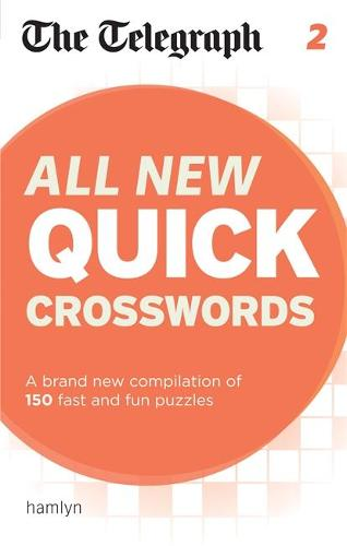The Telegraph: All New Quick Crosswords 2 - The Telegraph Puzzle Books (Paperback)
