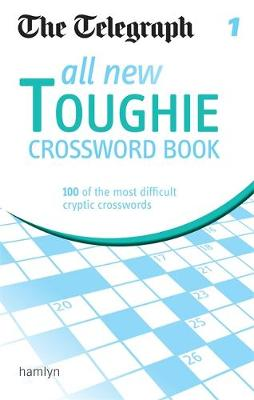 The Telegraph: All New Toughie Crossword: Book 1 - The Telegraph Puzzle Books (Paperback)