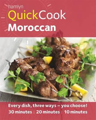 Hamlyn QuickCook: Moroccan (Paperback)