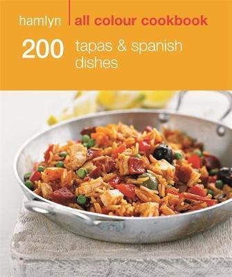 200 Tapas & Spanish Dishes (Paperback)