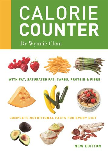 Calorie Counter: Complete nutritional facts for every diet (Paperback)