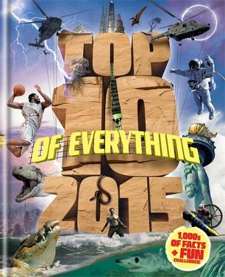 Top 10 of Everything 2015 - Top 10 (Hardback)