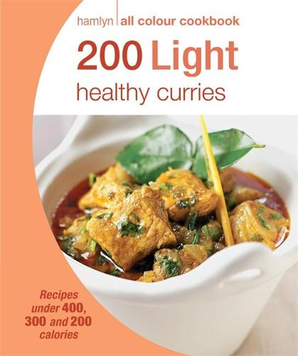 Hamlyn All Colour Cookery: 200 Light Healthy Curries: Hamlyn All Colour Cookbook - Hamlyn All Colour Cookery (Paperback)