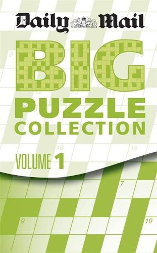 Daily Mail Big Puzzle Collection - The Daily Mail Puzzle Books (Paperback)