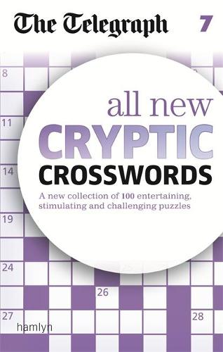 The Telegraph: All New Cryptic Crosswords 7 - The Telegraph Puzzle Books (Paperback)