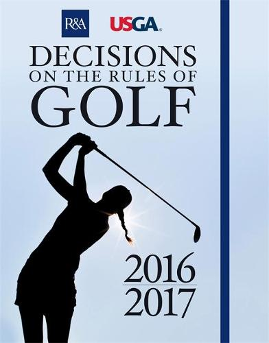 Decisions on the Rules of Golf (Spiral bound)