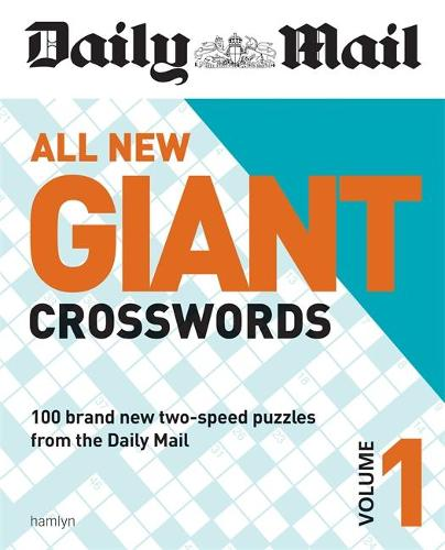 Daily Mail All New Giant Crosswords 1 - The Daily Mail Puzzle Books (Paperback)