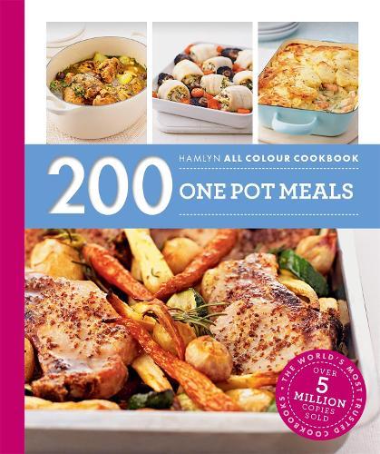 Hamlyn All Colour Cookery: 200 One Pot Meals: Hamlyn All Colour Cookbook - Hamlyn All Colour Cookery (Paperback)