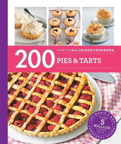 Hamlyn All Colour Cookery: 200 Pies & Tarts: Hamlyn All Colour Cookbook - Hamlyn All Colour Cookery (Paperback)