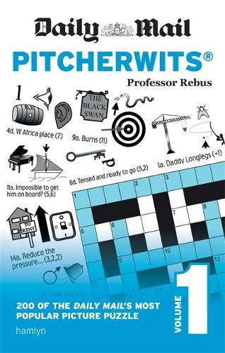 Daily Mail Pitcherwits - Volume 1 - The Daily Mail Puzzle Books (Paperback)