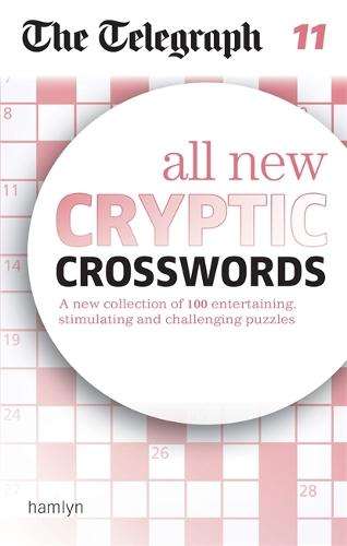 The Telegraph: All New Cryptic Crosswords 11 - The Telegraph Puzzle Books (Paperback)