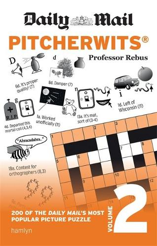 Daily Mail Pitcherwits - Volume 2 - The Daily Mail Puzzle Books (Paperback)