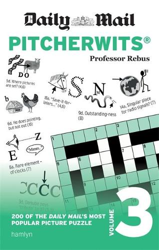 Daily Mail Pitcherwits - Volume 3 - The Daily Mail Puzzle Books (Paperback)