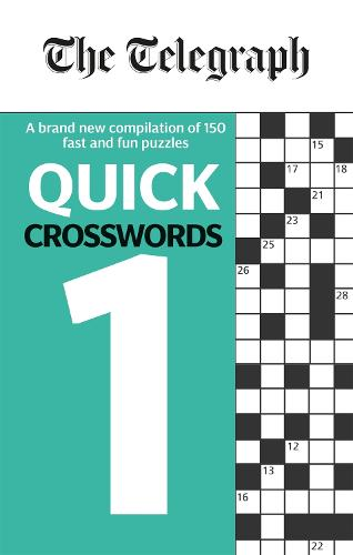 The Telegraph Quick Crosswords 1 - The Telegraph Puzzle Books (Paperback)