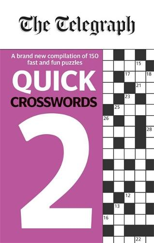 The Telegraph Quick Crosswords 2 - The Telegraph Puzzle Books (Paperback)