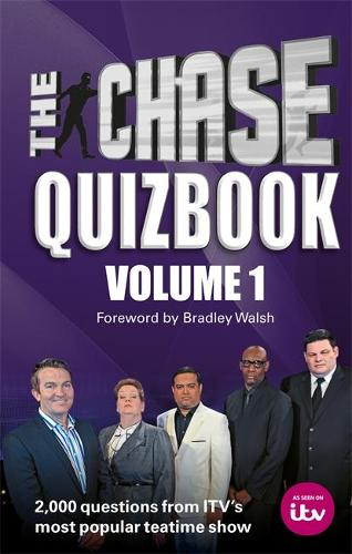 The Chase Quizbook Volume 1: The Chase is on! - Chase (Paperback)