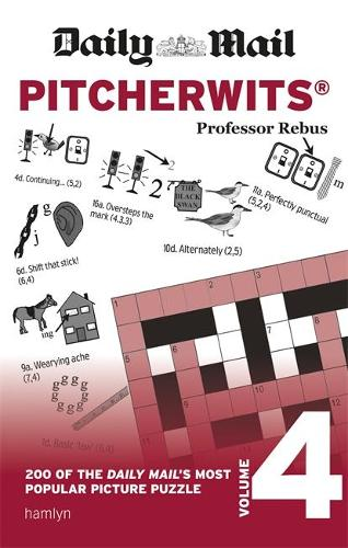 Daily Mail Pitcherwits - Volume 4 - The Daily Mail Puzzle Books (Paperback)