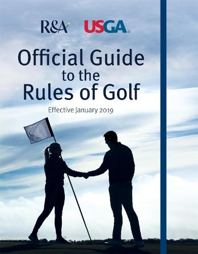 Official Guide to the Rules of Golf (Paperback)