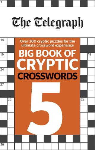 The Telegraph Big Book of Cryptic Crosswords 5 - The Telegraph Puzzle Books (Paperback)