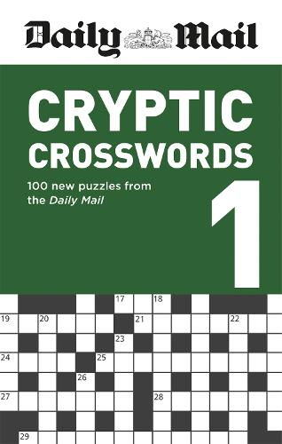 Daily Mail Cryptic Crosswords Volume 1 - The Daily Mail Puzzle Books (Paperback)