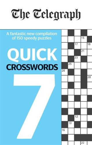 The Telegraph Quick Crosswords 7 - The Telegraph Puzzle Books (Paperback)