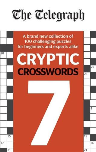 The Telegraph Cryptic Crosswords 7 - The Telegraph Puzzle Books (Paperback)