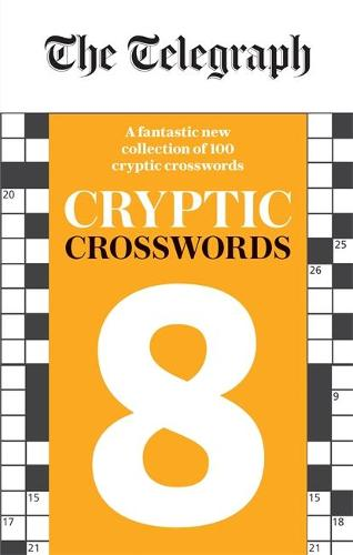 The Telegraph Cryptic Crosswords 8 - The Telegraph Puzzle Books (Paperback)