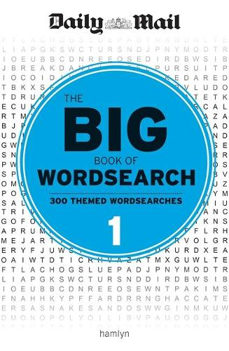 Daily Mail Big Book of Wordsearch 1 (Paperback)