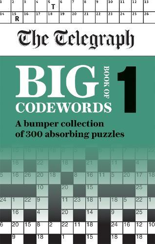 The Telegraph Big Book of Codewords 1 (Paperback)